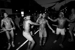 Street Party, Washington DC, 2017