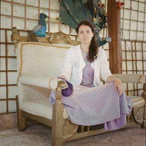 Julia, 29 years old. ISKCON membership - 4 years (Russia, Samara, 2015)