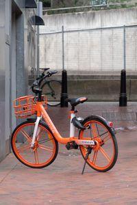 Orange Bike #1