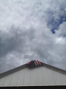 Woodstock roofline