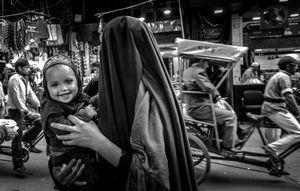 Mosh Mosh This Big beautiful smile made my day ( India )