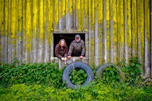 Farmer Georgie & Her Dad