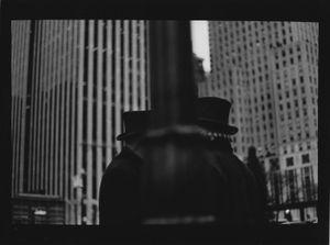 Untitled (Men Central Park), 2017