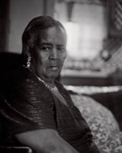 Annie Brewer, Kennedy's mother.
