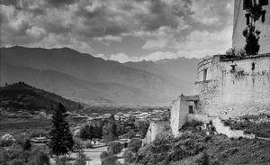 #14 paro-dzong