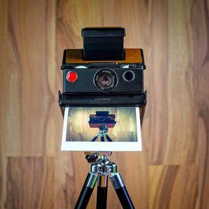 CameraSelfie #8: SX70
