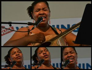 Carly Harvey, SInger-Songwriter, Washington Folk Festival, 6.2.18