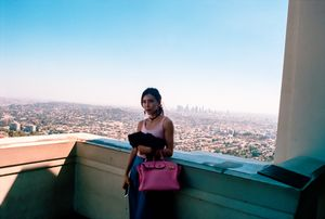 Griffith Observatory. Los Angeles, California. 2016.