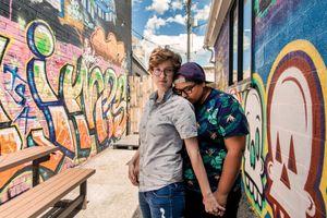 Queer in Utah - Brittany & Mattie
