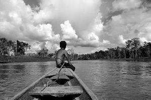Peru, Puerto Miguel (Amazona)