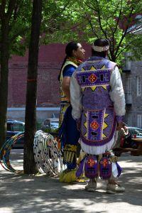Hopi hoop dancers.