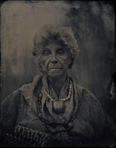 Mrs. Mary Hall-Accohanock Tribe