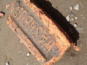 Orphan Brick - A 'Washburn' brick