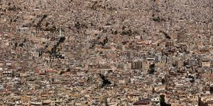 Damascus, Syria (2009). From the series 'EXODUS' © Marcus Lyon