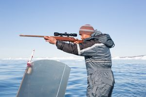Ole hunting, Ilulissat