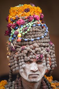 Sadhu portrait 04