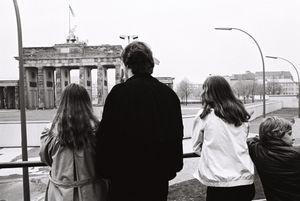 Berlin Wall 1980 #1 Brandenburg Gate
