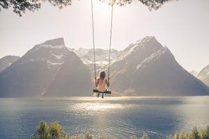 The Best Swing on Earth