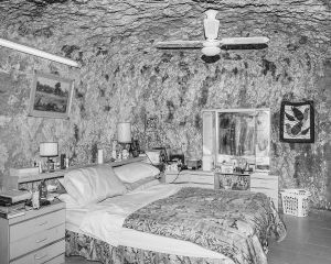 George and Suzy's Bedroom, Coober Pedy, Australia, 2016.
