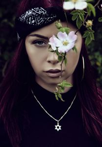 Berry Haired Goddess