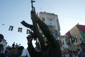 Arafat funeral 2004