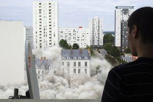 Implosion # 03 © Alban Lecuyer