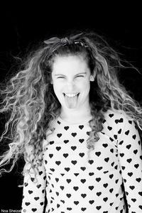Tongue Out - Ruth