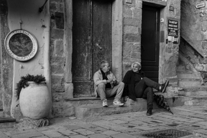 Afternoon in Vernazza
