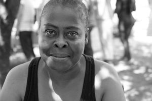 In the Presence of Women: Women living in Shelter
