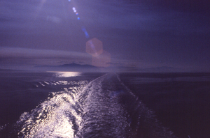 3 Early Tsawassen Ferry