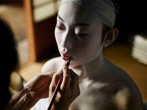 Preparation of a Geisha