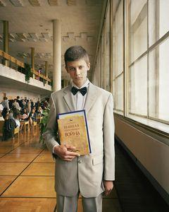 Yevgeny Chavkin. Ulyanovsk. Volga, June 2005 From the book, Motherland, by Simon Roberts © Simon Roberts