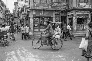 Tandem Ride in Kathmandu