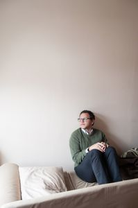 Carlos in His Apartment of Two Months During an Internship