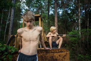WILL AND ANDREW, ESCAMBIA, FLORIDA