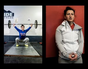 Chelsey, Powerlifting