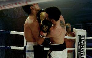 Tough fight