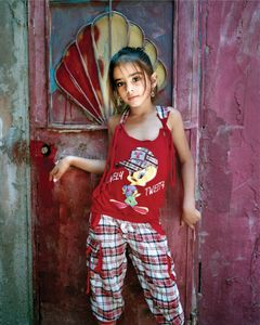Alia 9, Bourj El Barajneh Refugee Camp, Beirut Lebanon, 2011