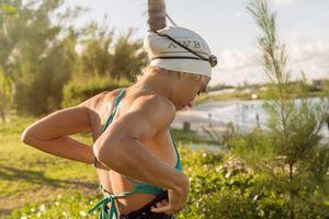 Kristen Mia - Bermudian Triathlete