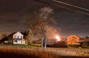 Pulaski, PA, October 29, 2012, 9:55pm