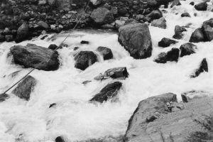 Tajikistan river