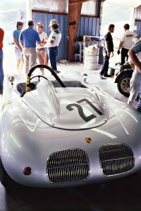 Porsche 718, Watkins Glen, New York, 1987