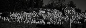 Iraq War Memorial,Lafayette California
