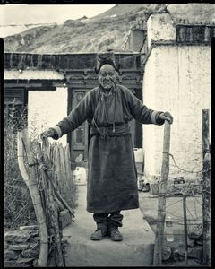 Sonam Tashi,  former monk, Hankar, Markha Valley, India.