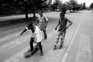 Street kids III
