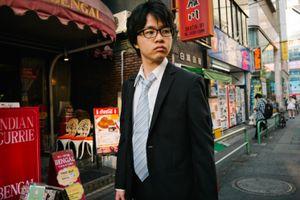 Salary man, Tokyo. Japan. 2017.