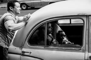 Famiglia, Centro Habana.