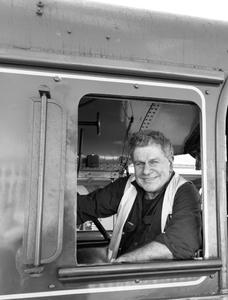 Trevor Penn, Locomotive Driver