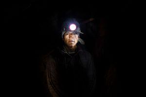 Silver miner