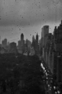 Larmes de New-York